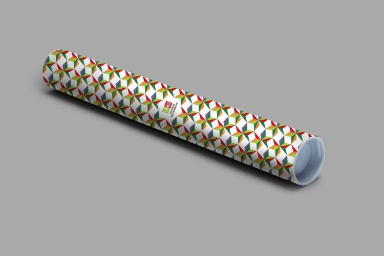 Valgomas LABU kaleidoskopas