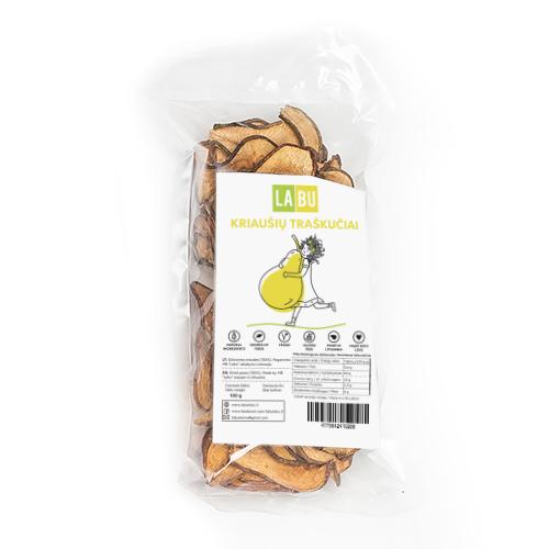 LABU kriaušių traškučiai, 100 g
